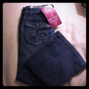 Other - Denim slim boot size 14 with tags
